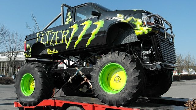 The Ultimate Paint Protection For Monster Trucks